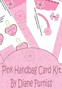 Pink Handbag Kit