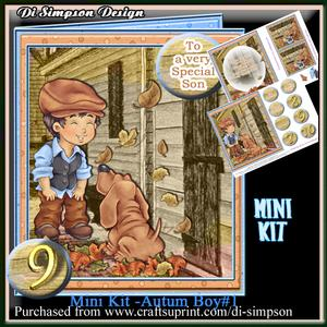 Mini Kit - Autumn Joy- Boy from 7-10yrs #1
