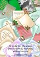 Assorted Christmas Inserts for 6x4