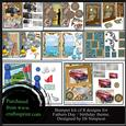 Bumber Kit- 8 Sheets for Dad on Fathers Day or Other