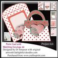Purse Card with Matching Envelope-#4
