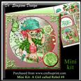Mini Kit- a Girl Called Rebel- for Lots of Occasions #4