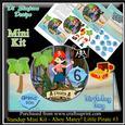 Standup Mini Kit - Ahoy Matey! Little Pirate #3