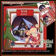 Mini Kit- Santa Selfie Scene #4