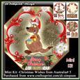 Mini Kit- Merry Christmas - Australiana #5
