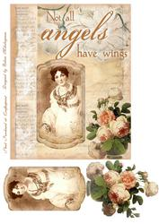 Vintage Chic Mother's Day Collage