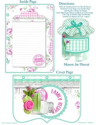 Family Recipe Printable Booklet