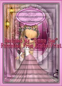 Phyxia Wonderful Mum A4 Pyramid Card Kit