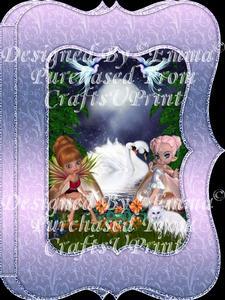 Magikal Night Notelet Card Gift Set