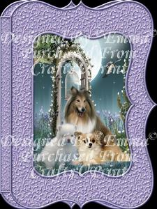 Beautiful Dogs Notelet Card Gift Set 13 of 14