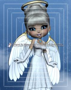 Angel from Heaven A4 Pyramid Card Kit 2