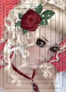 Rosebud Beauty Blonde A4 Pyramid Card Kit