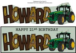 Country Life Howard 21st Large Dl