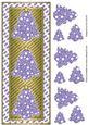 Christmas Trees Multipyramid (medium Lilac)