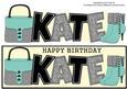 Bag & Shoes Kate Large Dl