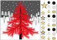 Christmas Tree - Red