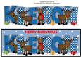 Rudolf and Friends Kieron Large Dl