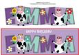 Mad Cows Emma Large Dl