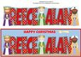 3 Wise Men Reece Alan Large Dl