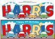 Kiddie Cars Harris 4th Large Dl