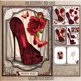 The Eccentric Red Shoe