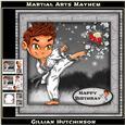 Martial Arts Mayhem