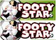 England Footy Star Large Dl