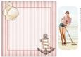 1950's Pin Up Girl Alice May Mini Kit (pink) Insert