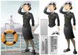Navy Wren Lady