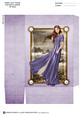 Lady Guinevere (lilac) Mini Bag