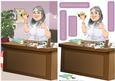 Birthday/retirement Doctor Lady