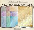 Silk Brocade Backgrounds