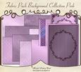 Fabric Pack Background Collection Pink