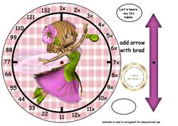 1 clock fireman cup510282 107 craftsuprint for 11x table