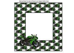 Motorbike Insert