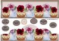 Large Scalloped Cupcakes 2