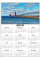 A4 2016 Calendar .the Harbour