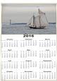 2016 Calendar Sailing