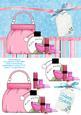 Handbag & Perfume Step by Step