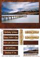 Jetty & Mountain Card Front