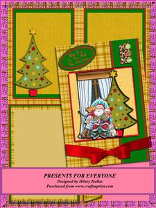 Presents for Everyone Card Kit