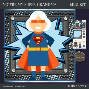 You're My Super Grandma