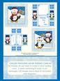 Chilled Penguins Never Ending Card Kit