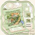 Along the Canal Easel Card Kit