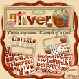 Create Any Name Beer at the Pub Card Kit