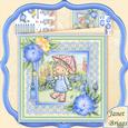 Feeling Under the Weather Get Well Soon Mini Kit & Decoupage