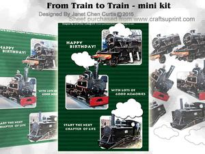 From Train to Train-mini Kit