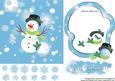 Merry Christmas-snowman