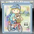 Josh on Bike Mini Kit
