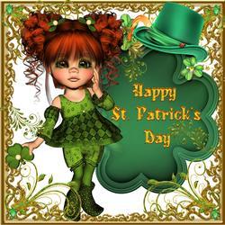 St Patrick's Cutie Pie
